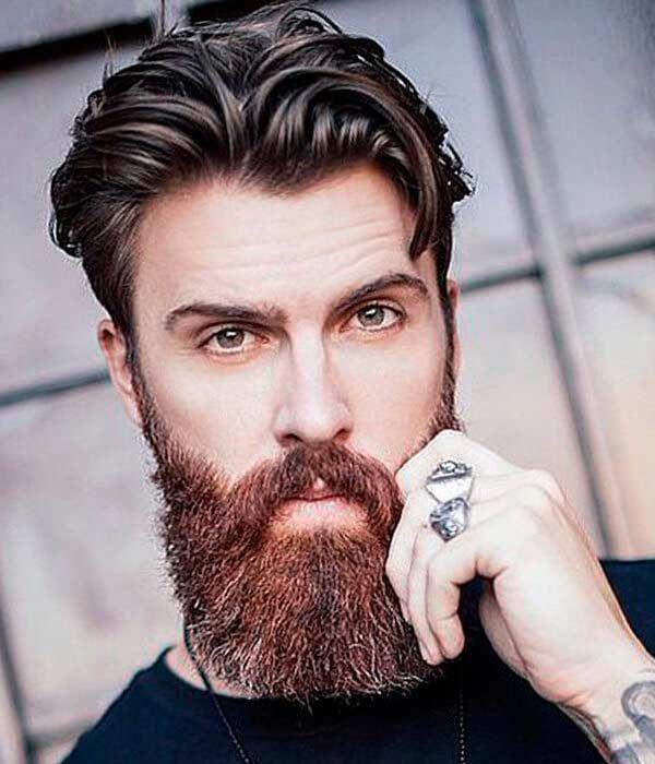 Miraculous Mens Beard Fashion For 2017 2018 Latest Beard Styles Hairstyles Short Hairstyles For Black Women Fulllsitofus