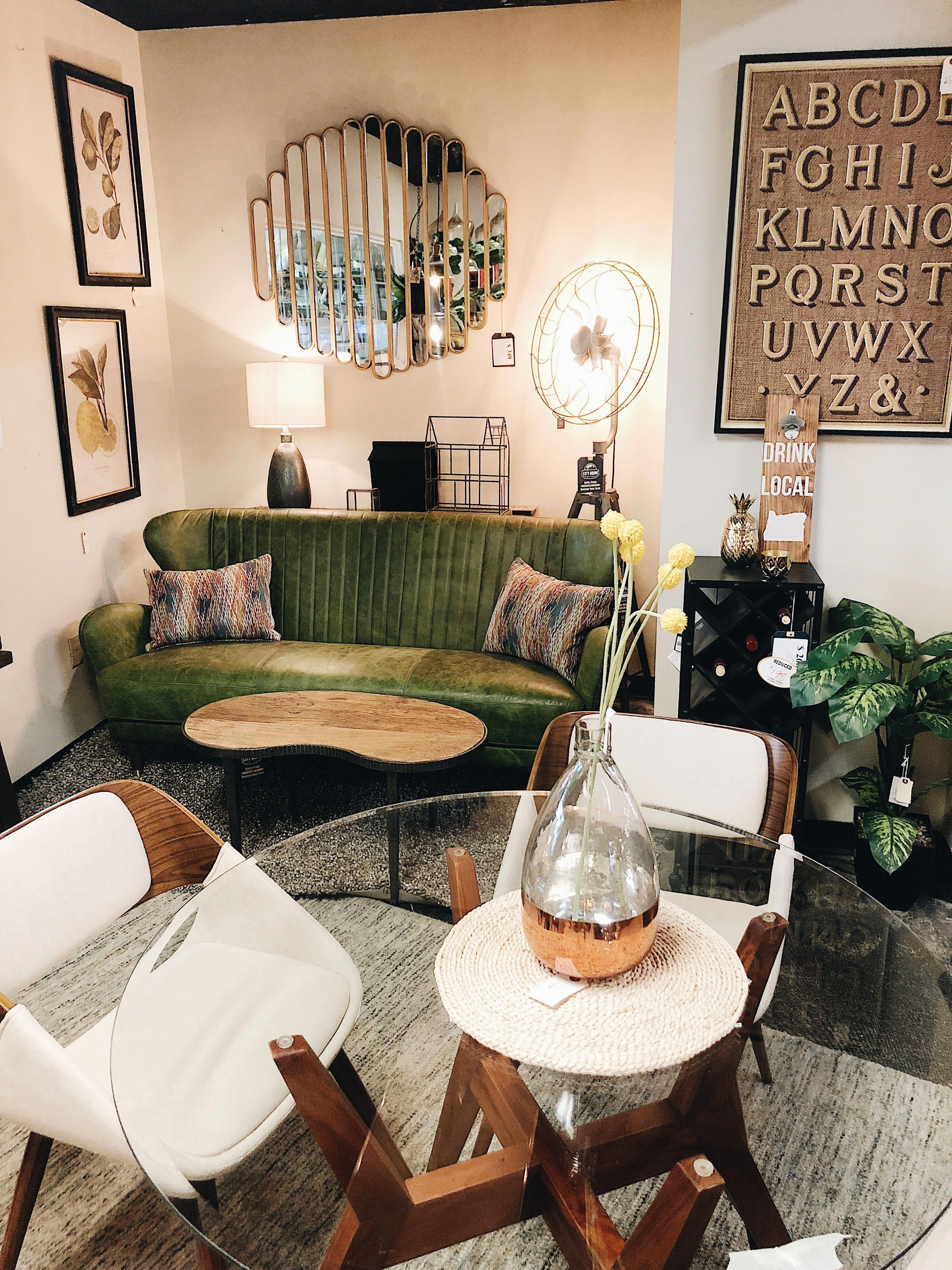 Shop mid century modern furniture and decor at city home in portland oregon interiordesignmagazine