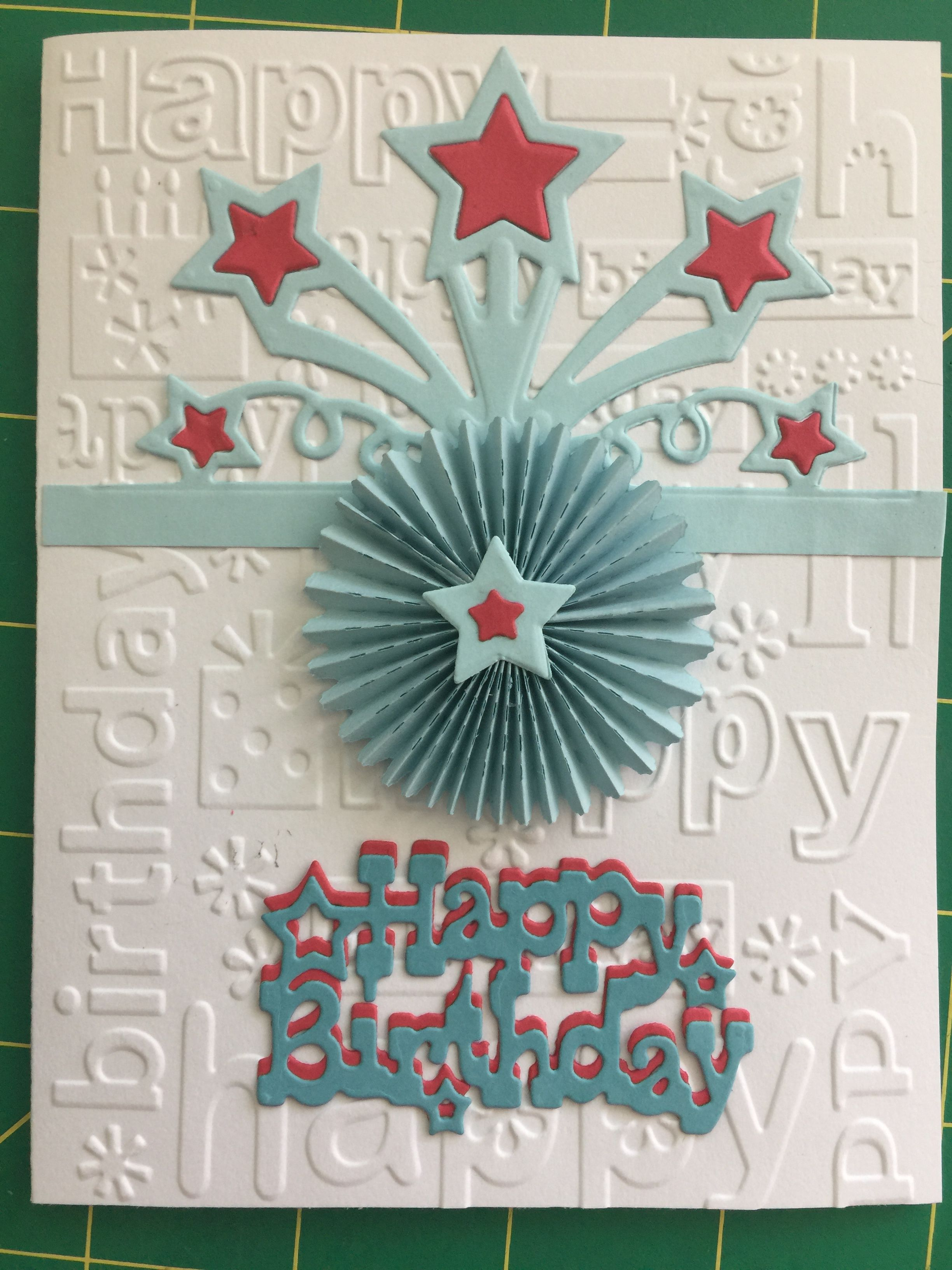 Birthday Card For Boys Handmade Cards And Embellishments By