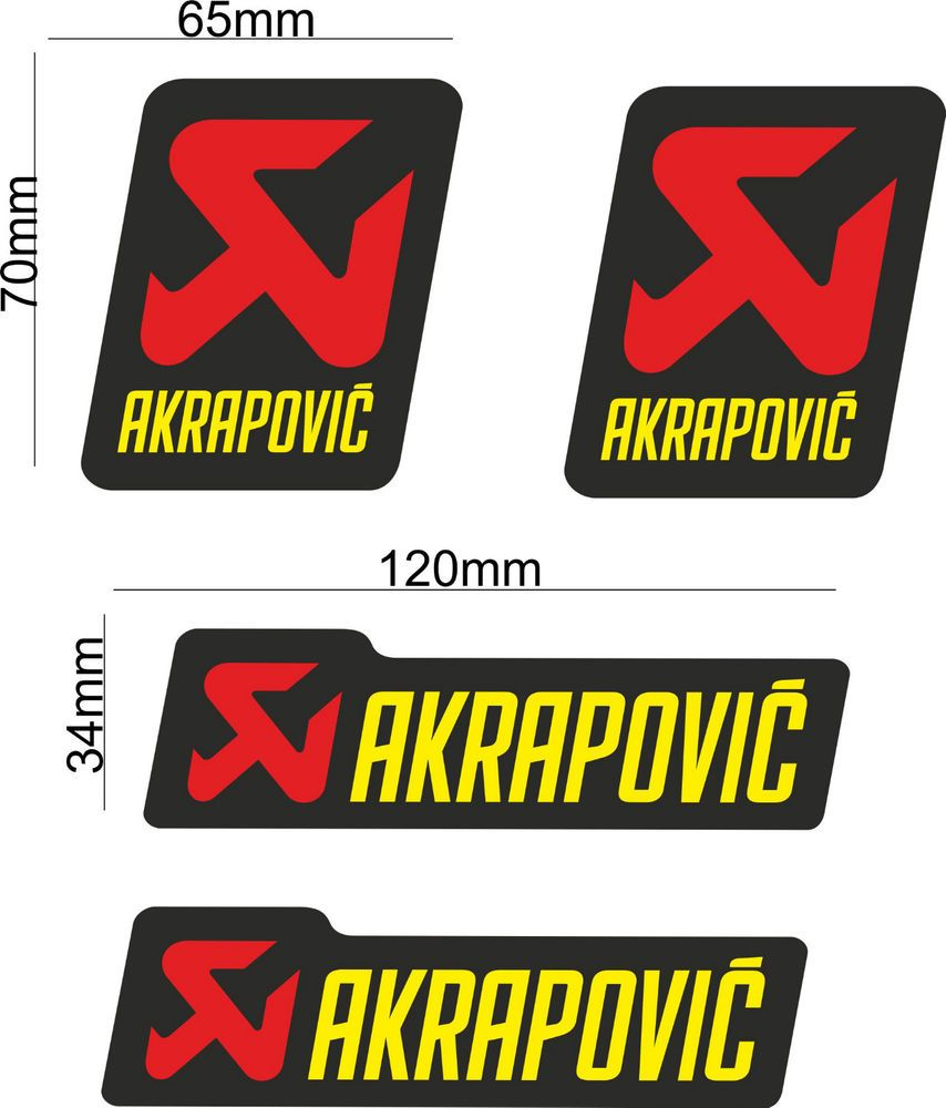 X4 Stickers Race Stickers Auto Decals Helmet Decal Motorcycle