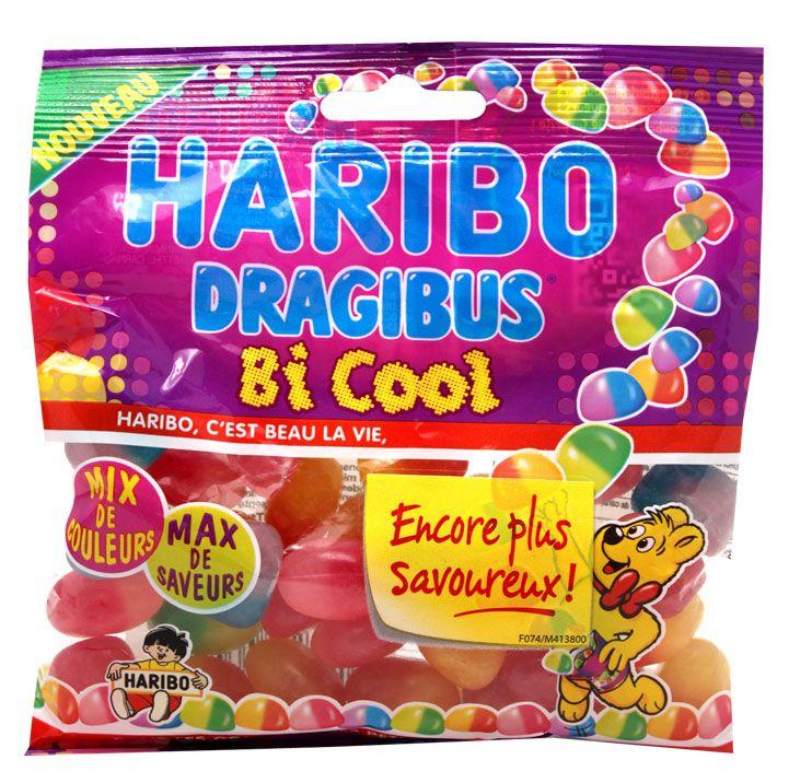 Haribo Dragibus Bi Cool Bonbon Kasher Bonbon Casher Bonbon Haribo Casher Bonbon Haribo Kasher Haribo Kasher Haribo Casher Hari Dragibus Savoureux Saveur