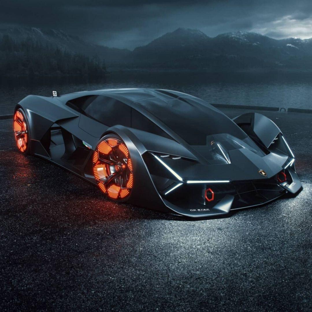 Hyper Machine Lambo 3 In 2021 Sports Cars Bugatti Super Fast Cars Futuristic Cars Design