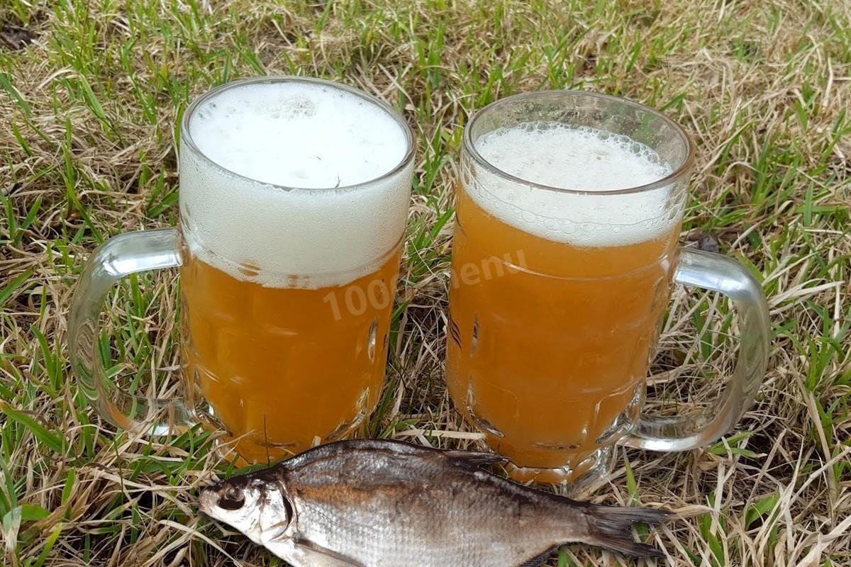 Жигулевское пиво в домашних условиях | Рецепт в 2020 г ...