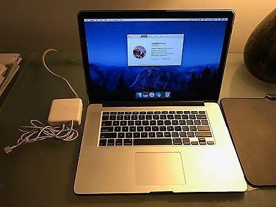 Apple Macbook Pro (Retina Display 15 inch Intel Core i7)