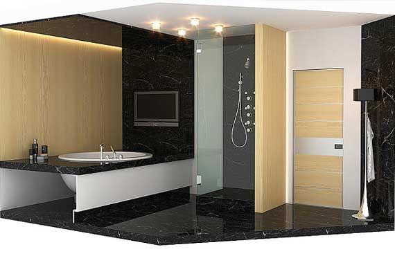 Modern Minimalist Bathroom Design Ideas