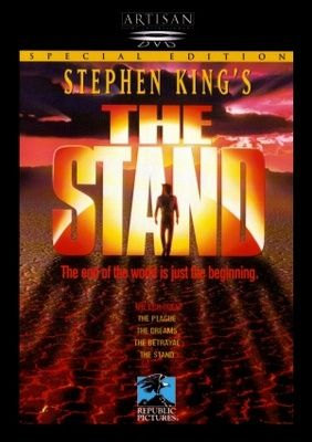 Movie Posters The Stand Movie Stephen King Stephen King Movies