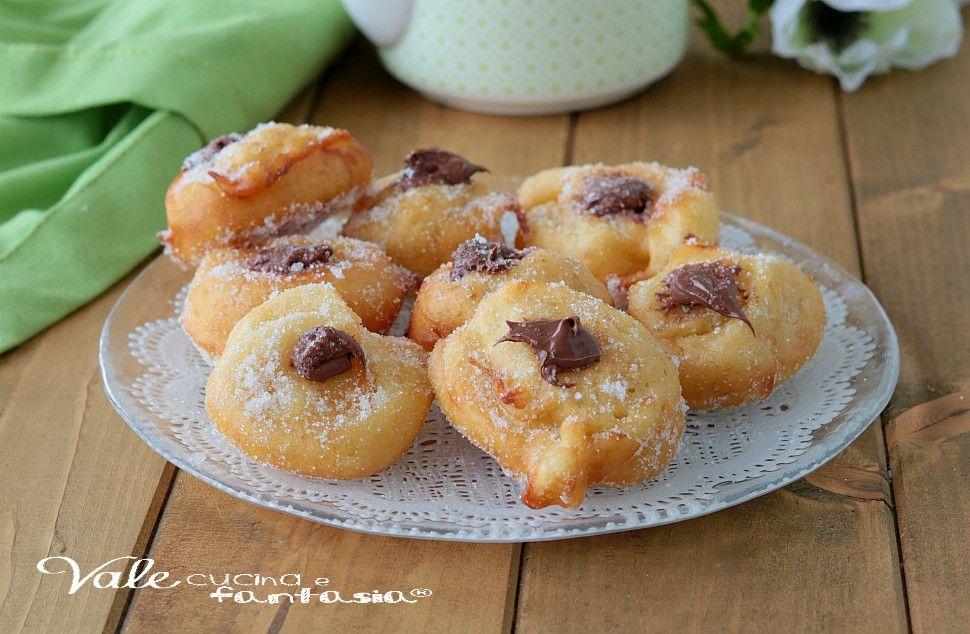 Tortelli di carnevale con nutella vale cucina e fantasia italian baking pinterest - Cucina con vale ...