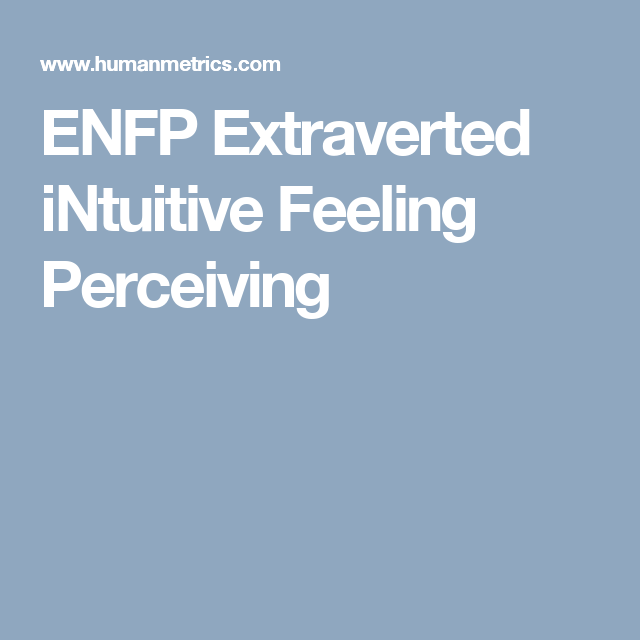 extraverted intuition dating does nancy and jonathan dating in real life