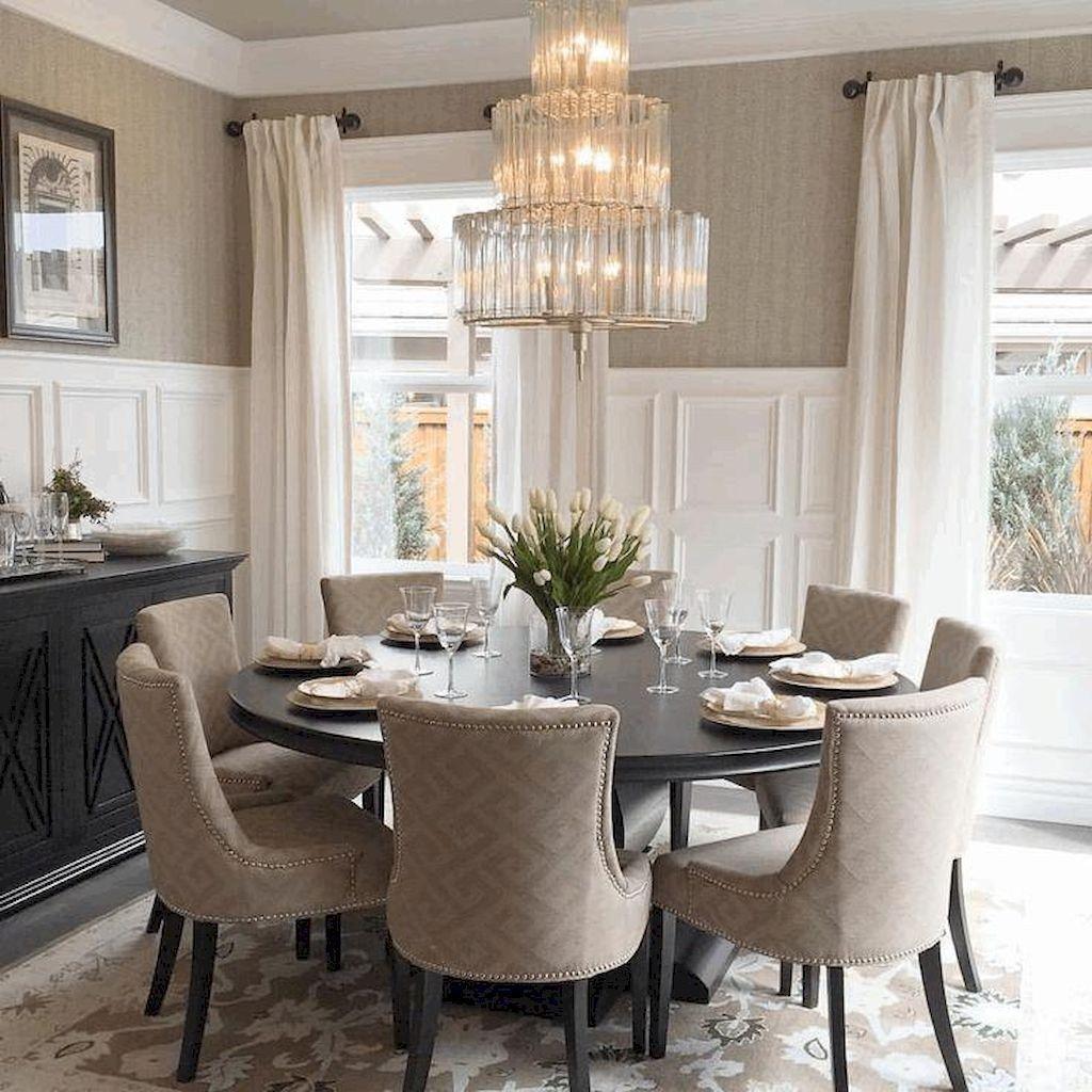 40 amazing farmhouse dining room design ideas  dining