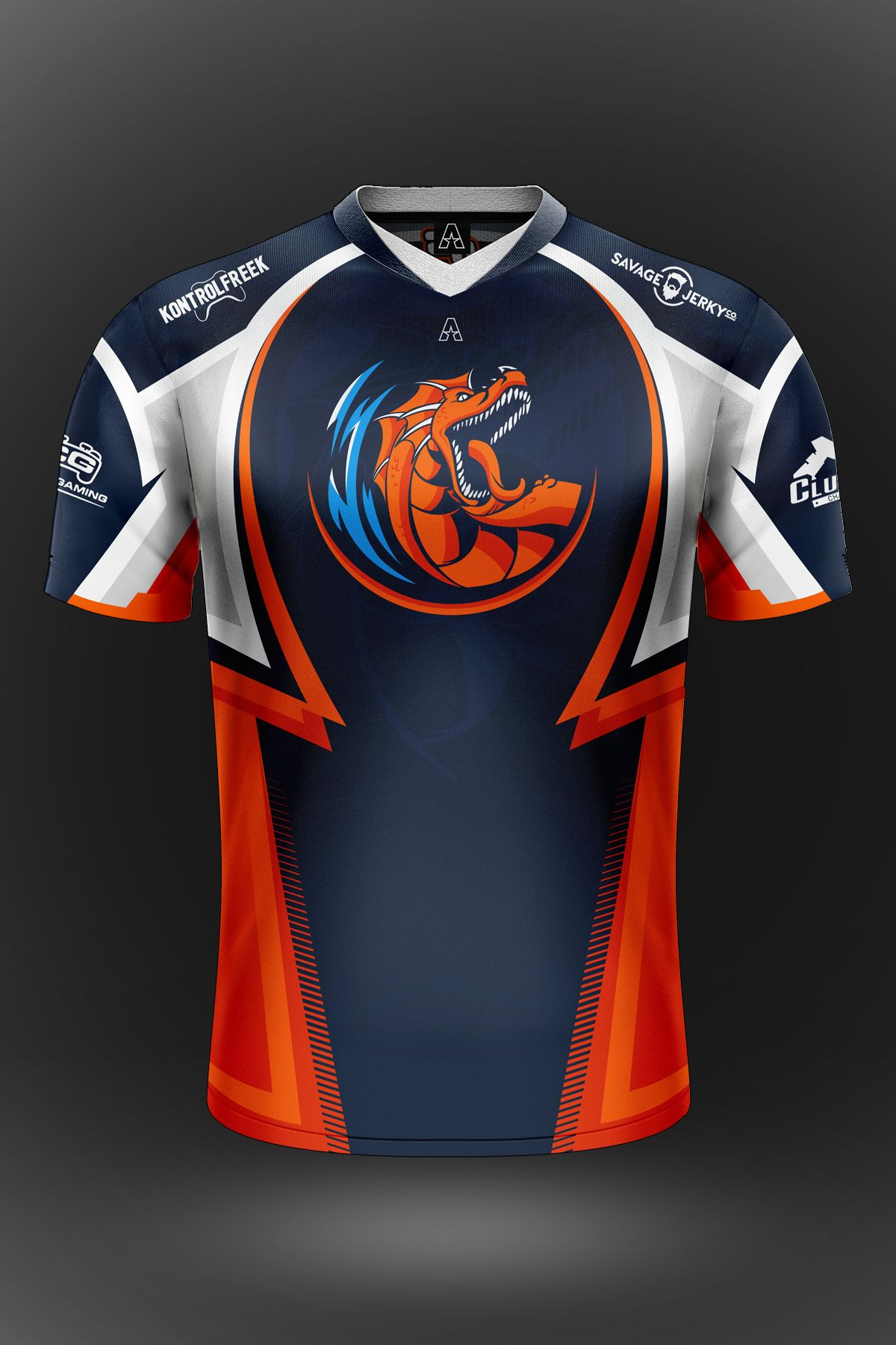 Onslaught Fierce Jersey Akquire Clothing Co Jersey Design Cycling Jersey Design Sport Shirt Design