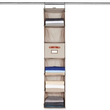 Exceptional Michael Graves Design Hanging 6 Shelf Closet Organizer Found At @JCPenney