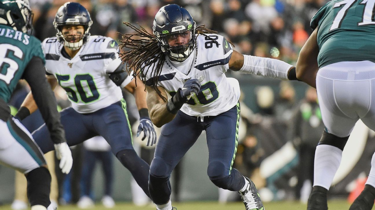 Handicapping The Fortunes Of The Seahawks Top Unrestricted Free