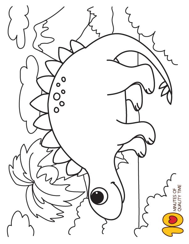 Printable Dinosaur Coloring Page Dinosaur Coloring Pages Coloring Pages Unicorn Coloring Pages