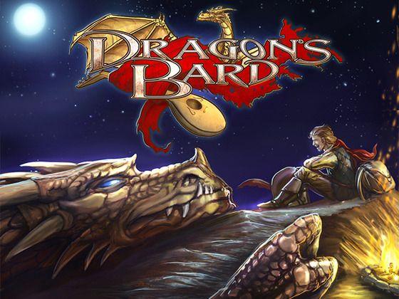 Dragon S Bard By Albino Dragon Via Kickstarter Here S The New Game