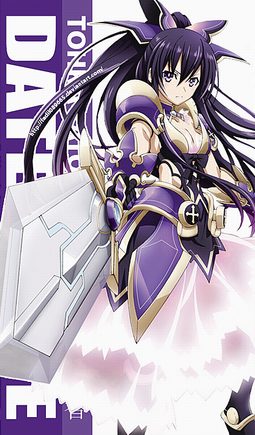 Date A Live Wallpapers Mobile Tohka Yatogami