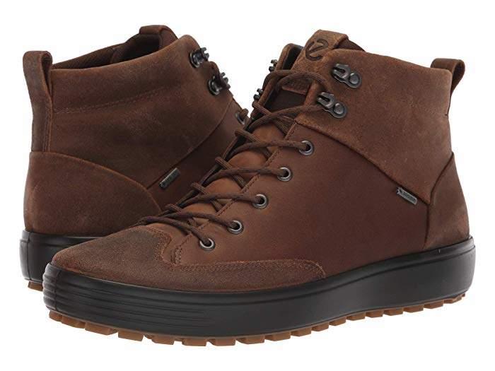 Ecco Soft 7 Tred GORE TEX(r) High | Boots, Gore tex, Shoes