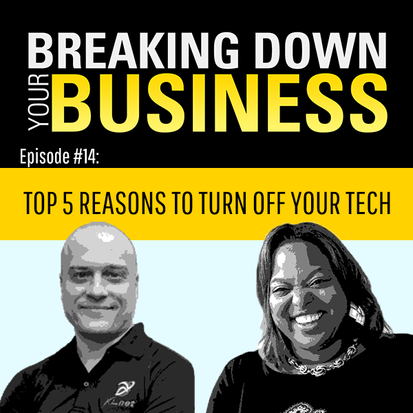 www.breakingdownyourbusiness.com Brad Farris & Jill Salzman tackle the most complex small business questions of our day. Why can't I hire competent employees? How do I take over the world? Ep #14 with Sydni Craig-Hart  & Adam Radulovic!