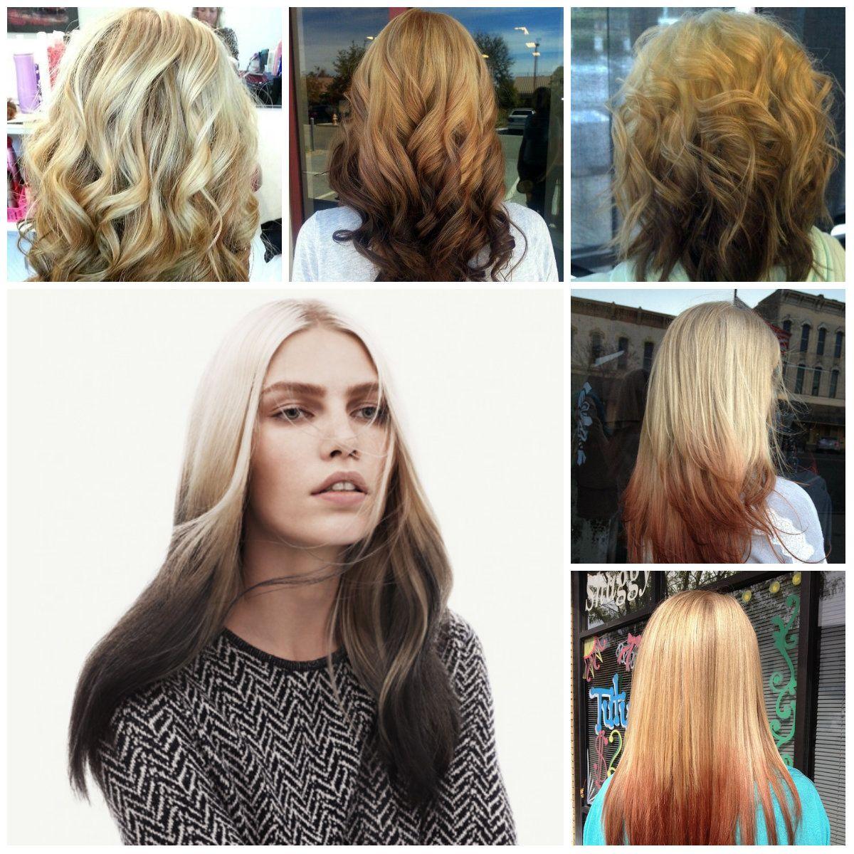 Prev Next Medium Blonde Hair Long Bangs Layered