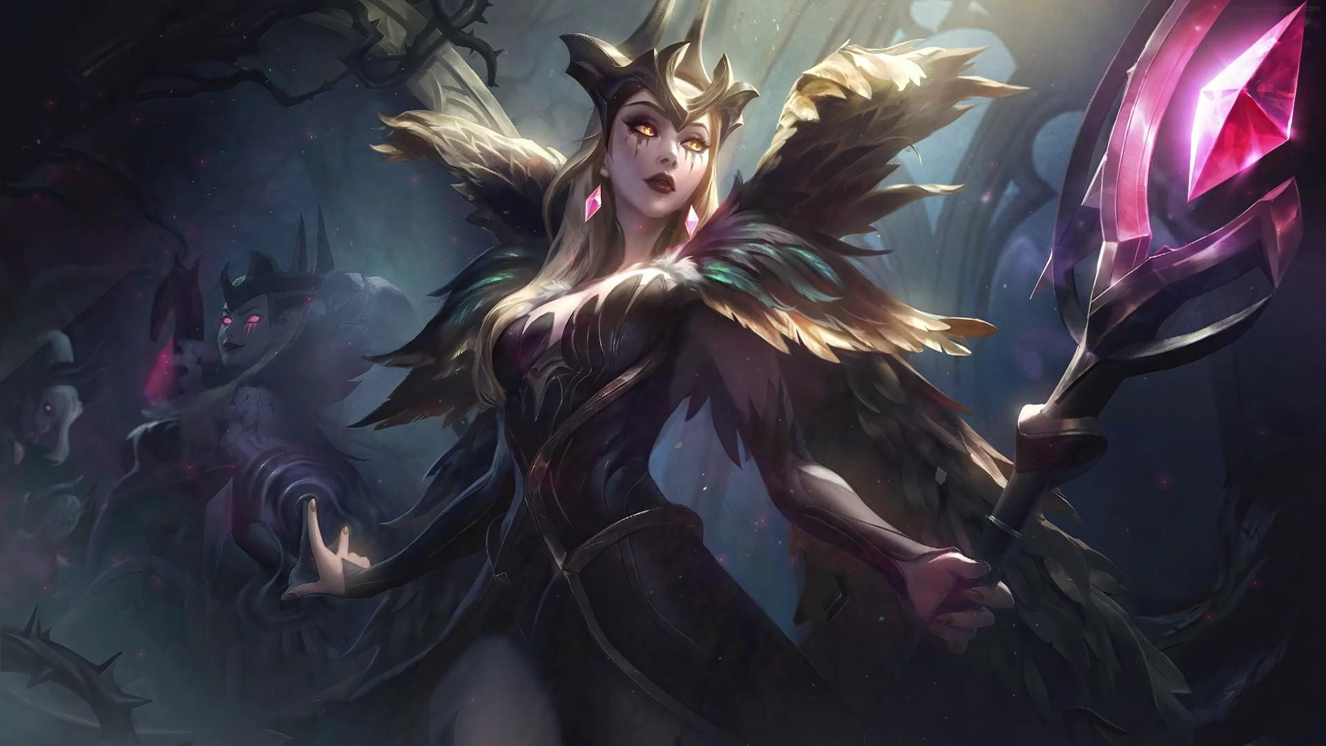 Pin By Guinna On My Gifs Video In 2021 League Of Legends Game Lol League Of Legends League Of Legends Coven zyra league of legends wallpaper