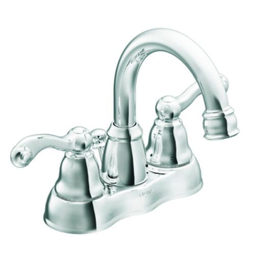 Moen Traditional Two Handle High Arc Bathroom Faucet 59 00