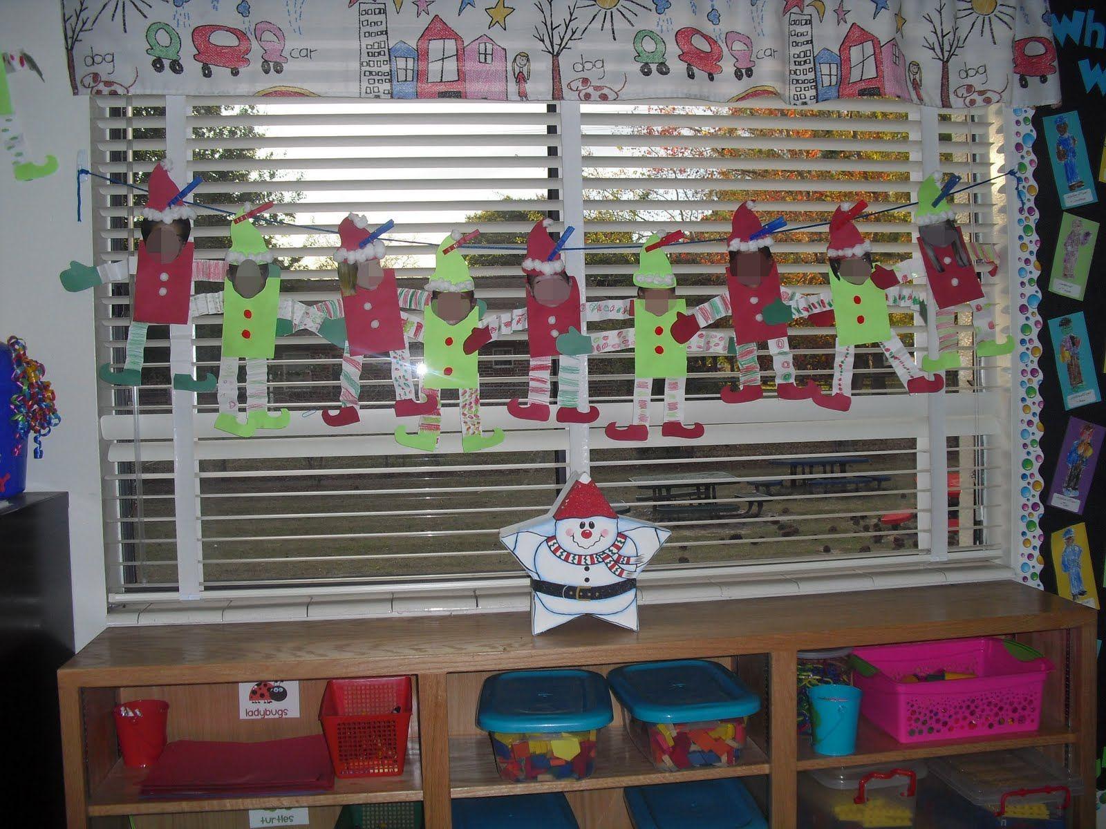Elf yourself craft Teaching Ideas Christmas Pinterest