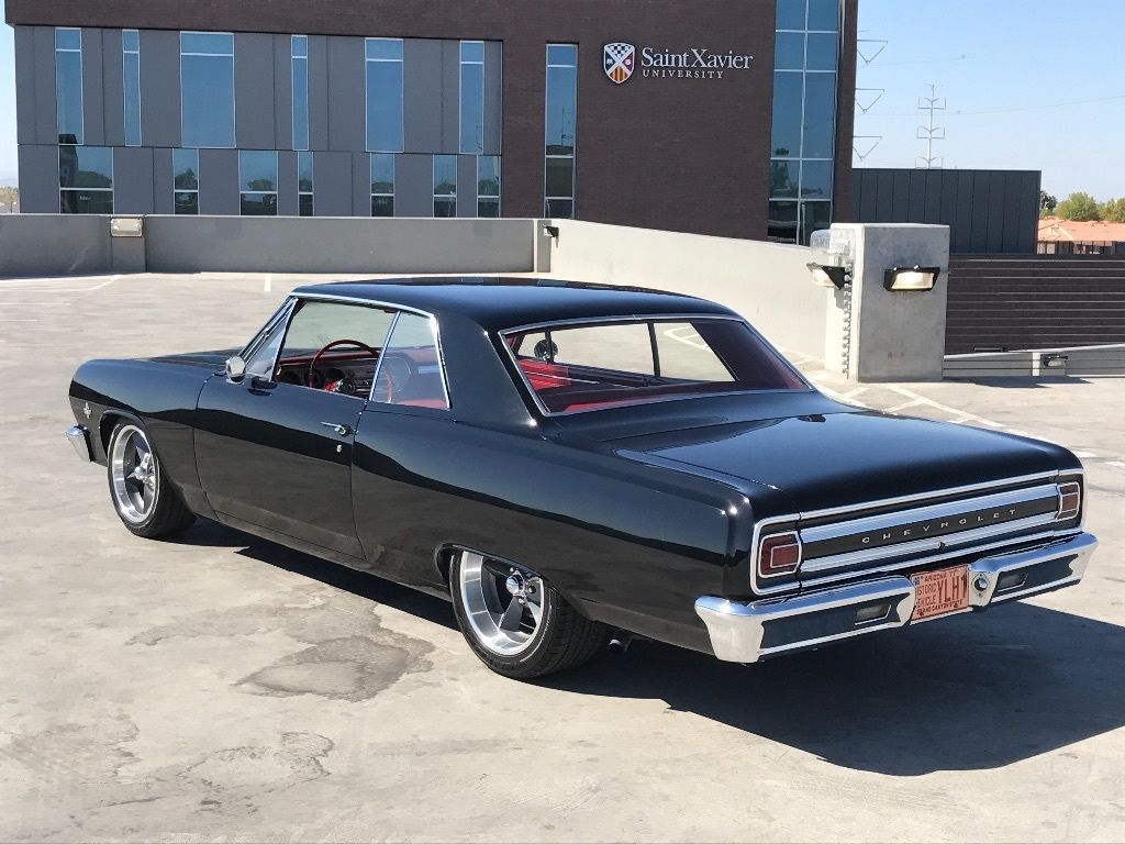 1965 Chevrolet Chevelle Pro Touring Custom Ebay Pro Touring