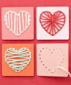 10 creative valentines crafts for kids arte spread the love with these simple and oh so sweet do it yourself crafts valentines day ideas valentine solutioingenieria Gallery