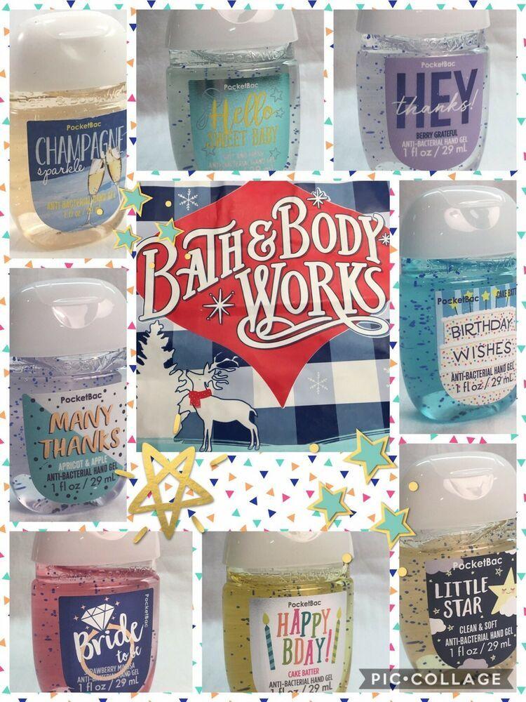 Bath And Body Works 034 Celebration Collection 034 Pocketbac