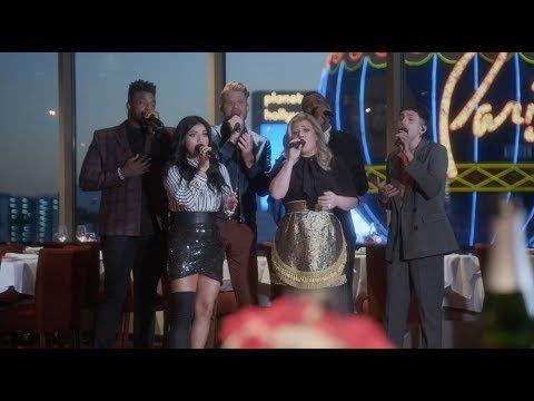 Grown-Up Christmas List ft. Kelly Clarkson - Pentatonix (From Pentatonix: A Not So Silent Night ...
