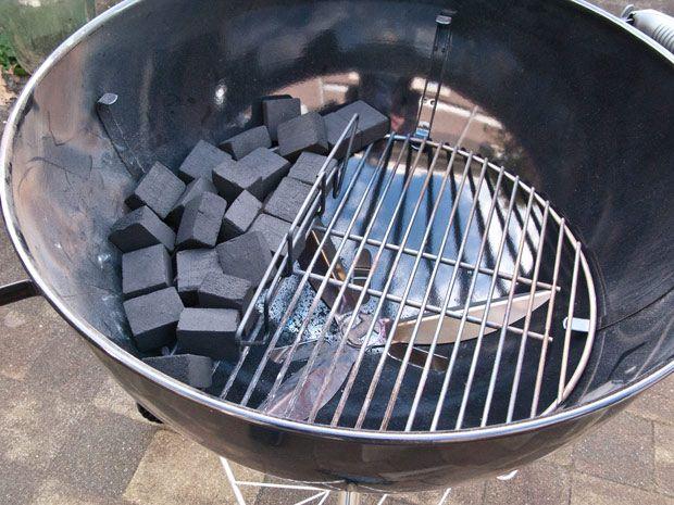 Hoe gebruik je de ventilatiegaten in je barbecue BBQ