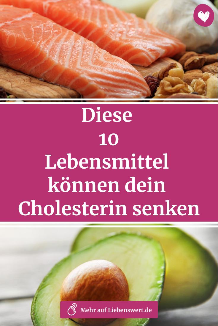 Diese 9 Lebensmittel können dein Cholesterin senken. #cholesterin