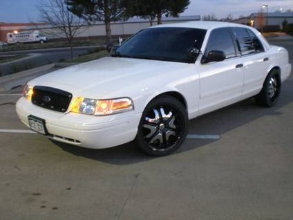 6 950 P71 Police Interceptor Ford Crown Victoria With Only 70k Mi 20 Rims For Sale In Fort Collins Colorado Clas Rims For Sale Interceptor Victoria Police