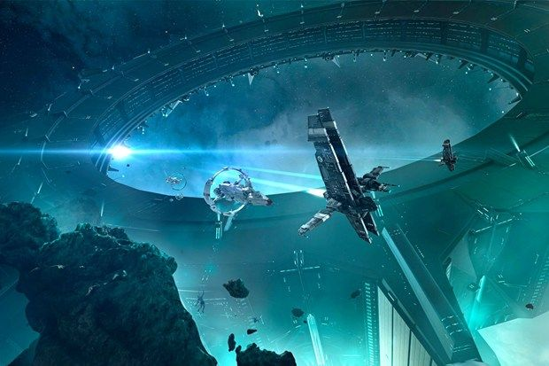 EVE Online TV series back in development, CCP games confirms (Wired UK) -  http://bit.ly/1VrKonu Information Society