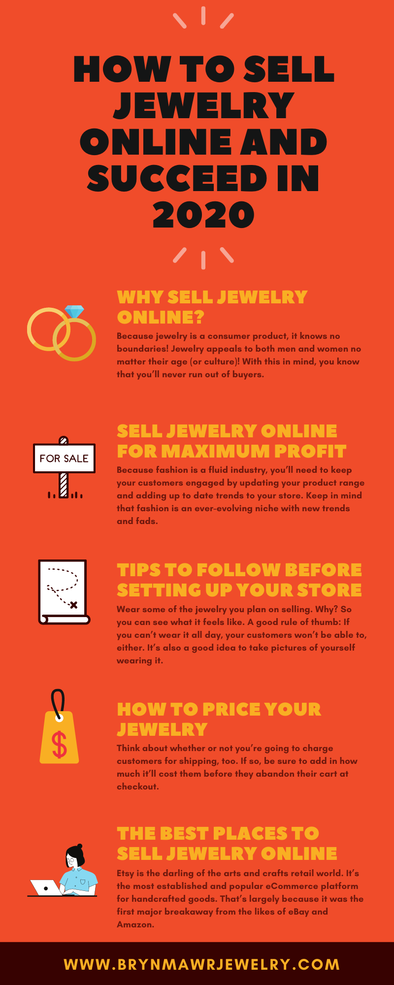 16+ How do i sell jewelry online viral