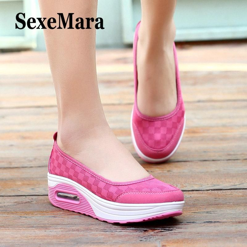20182017 Flats Womens Cotton Mary Jane Shoes Ballerina Ballet Flats Yoga Exercise Shoes Outlet York