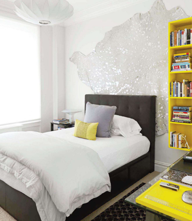 at home in new york with royce pinkwater - Metallic Kids Room Interior