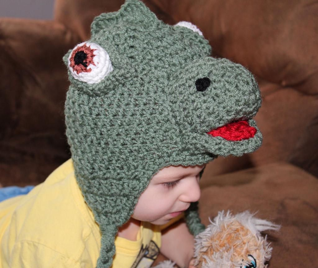 Contemporary Dinosaur Crochet Pattern Images - Sewing Pattern for ...