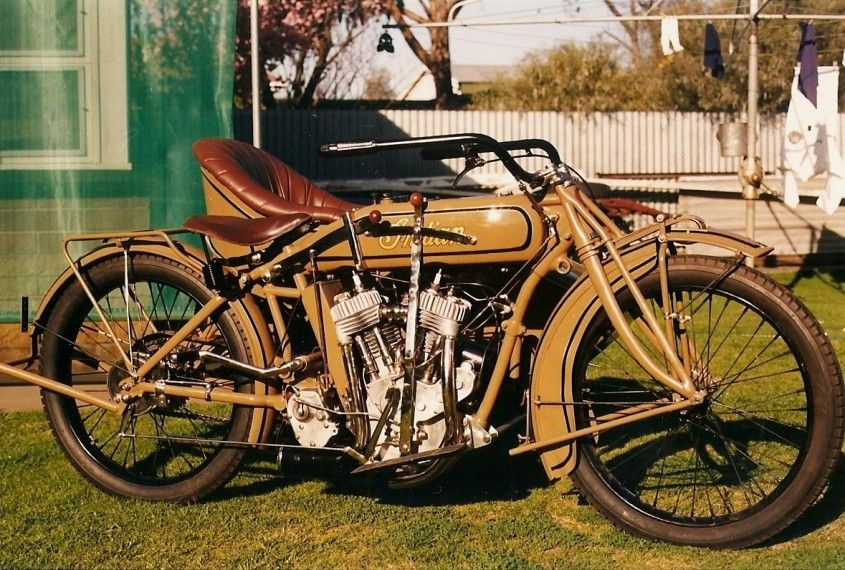 1917 Military Indian Power Plus Classic Motorcycle Pictures Indian Motorcycle Classic Motorcycles Motorcycle Pictures