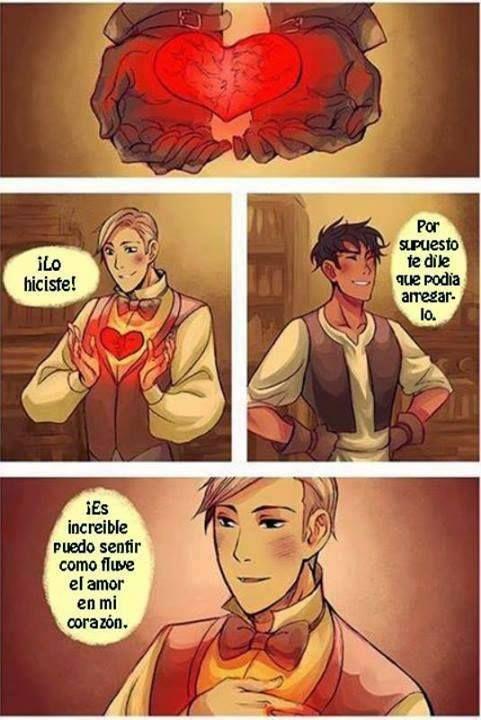 el herrero de corazones 16