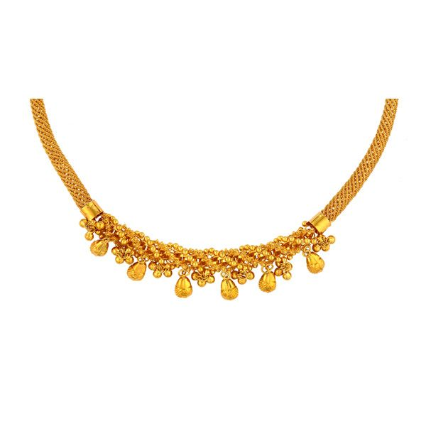 Indian Designs: Obsessed with gold