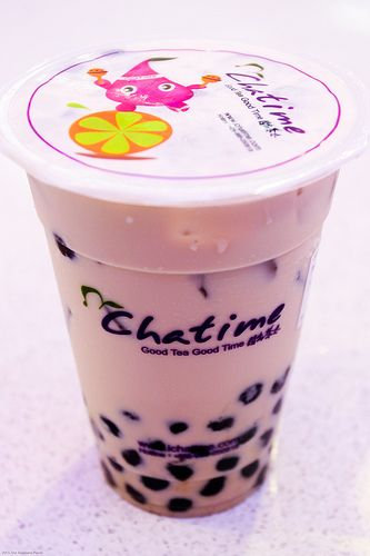 awwww milk tea <3