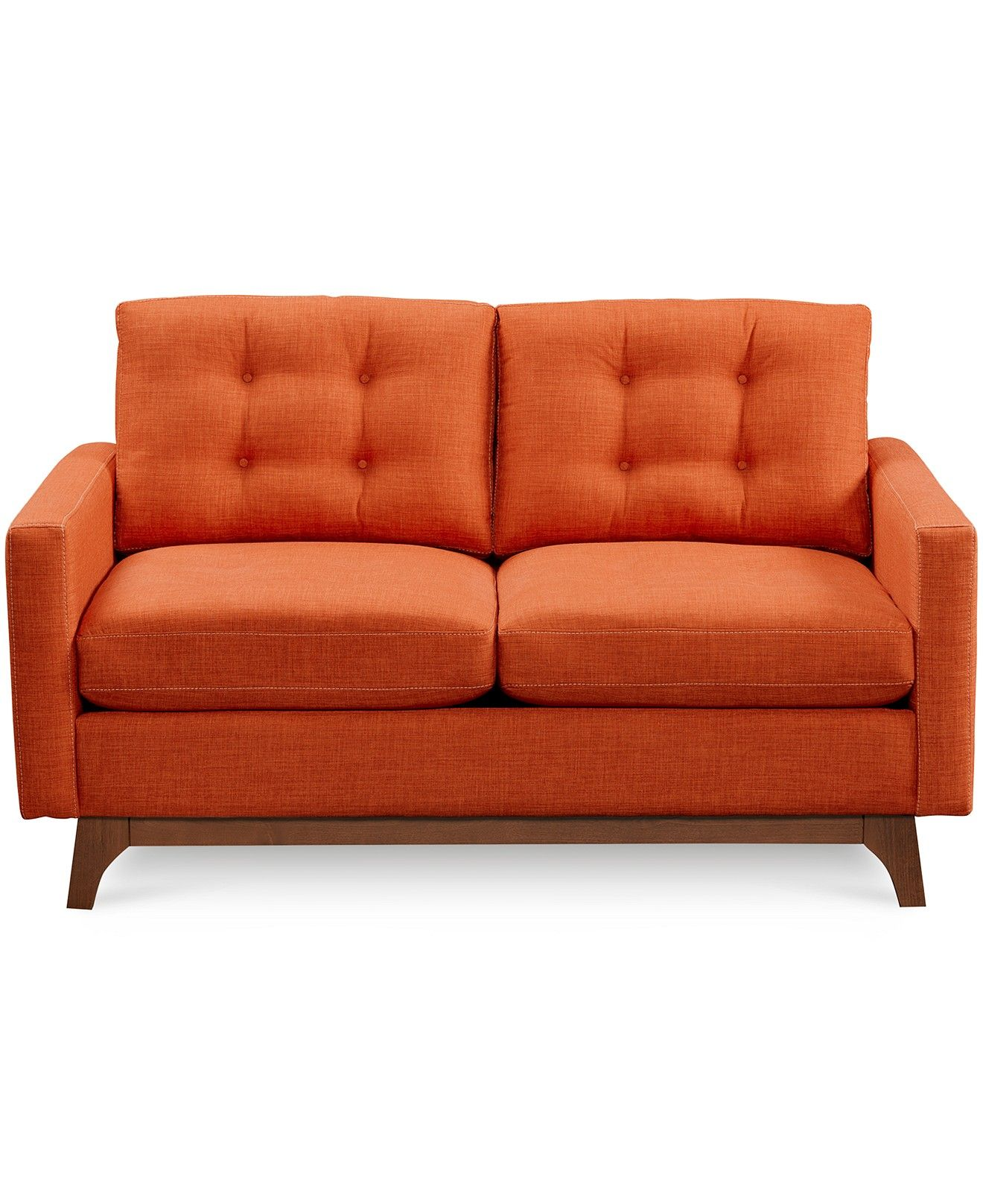 Fabric Loveseat Couches Sofas