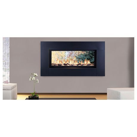 Monessen 42 Inch Artisan Vent Free See Through Linear Fireplace