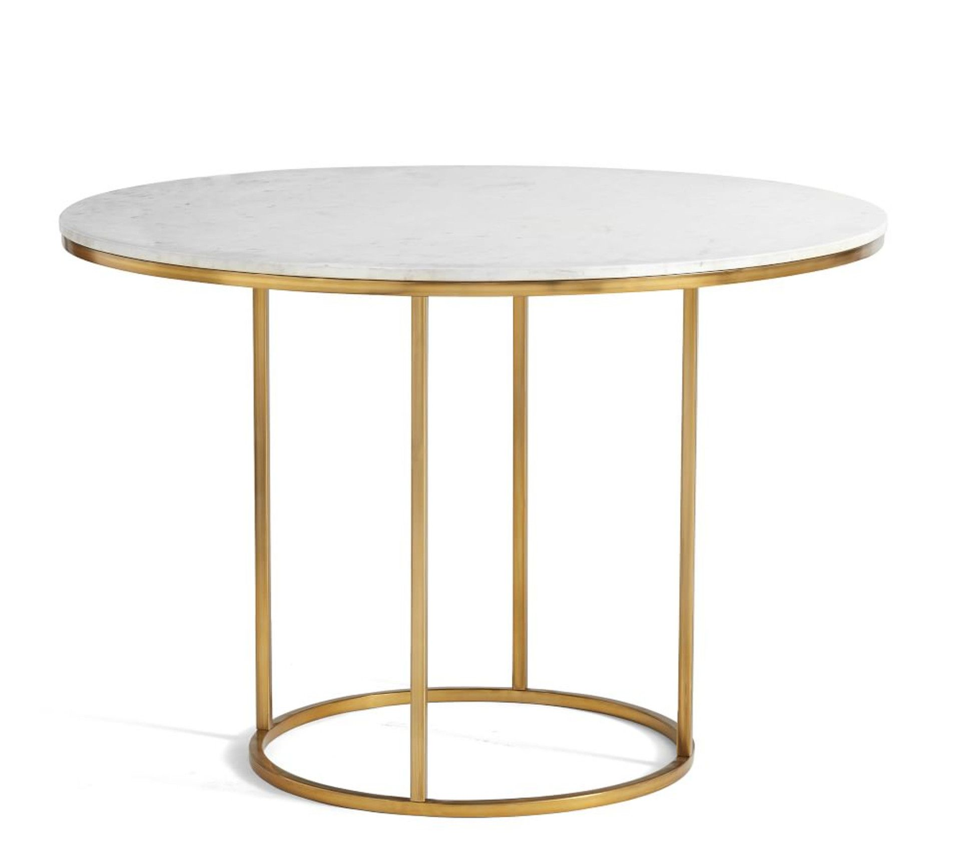 Delaney Round Marble Pedestal Dining Table Marble Pedestal Dining Table Marble Dining Pedestal Dining Table [ 1728 x 1920 Pixel ]