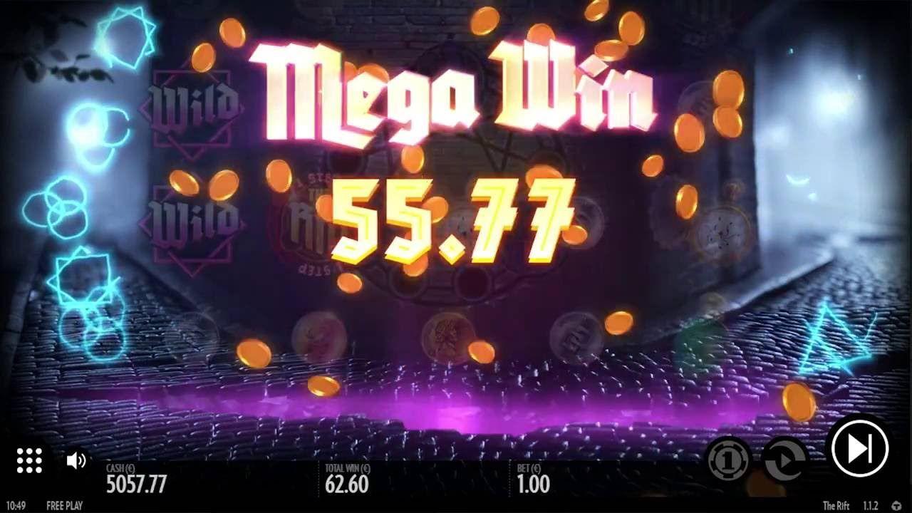 The Rift Slot Machine