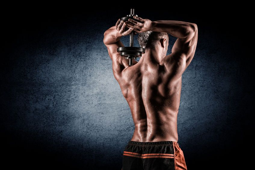 4 Exercises To Hit All 3 Tricep Heads And Fill Your T Shirt Sleeves