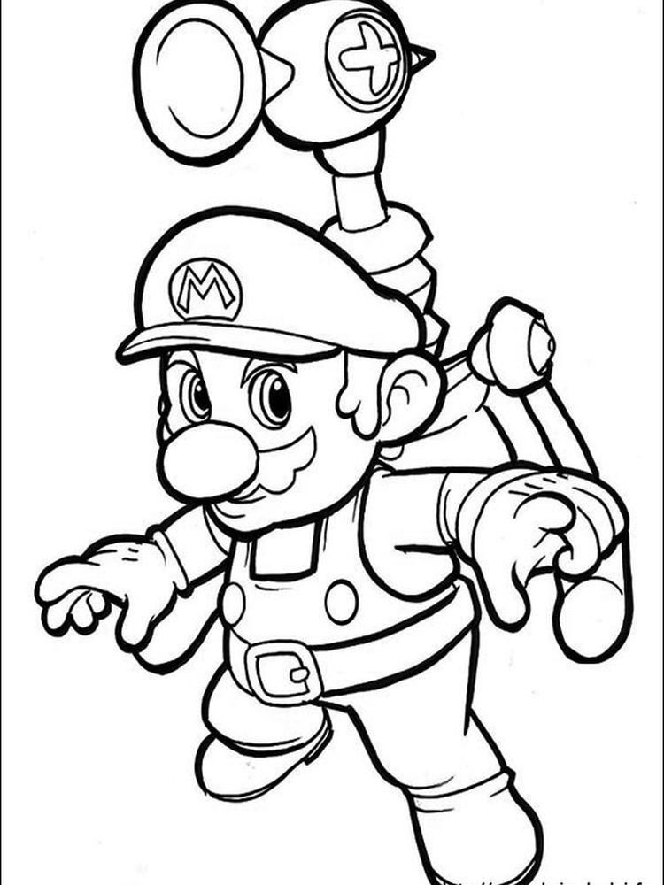 Mario Coloring Pages Koopa Troopa The Following Is Our Mario