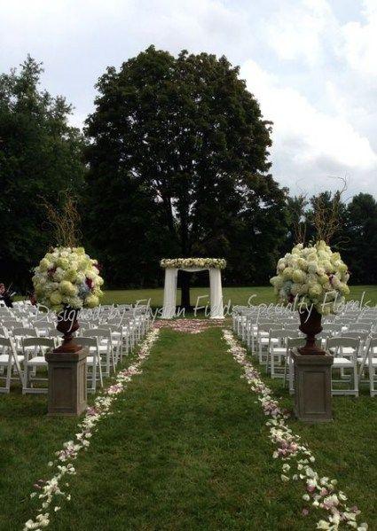 33+ Ideas Wedding Outdoor Chairs Flower