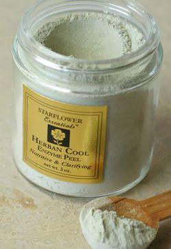 Herban Cool Enzyme Peel