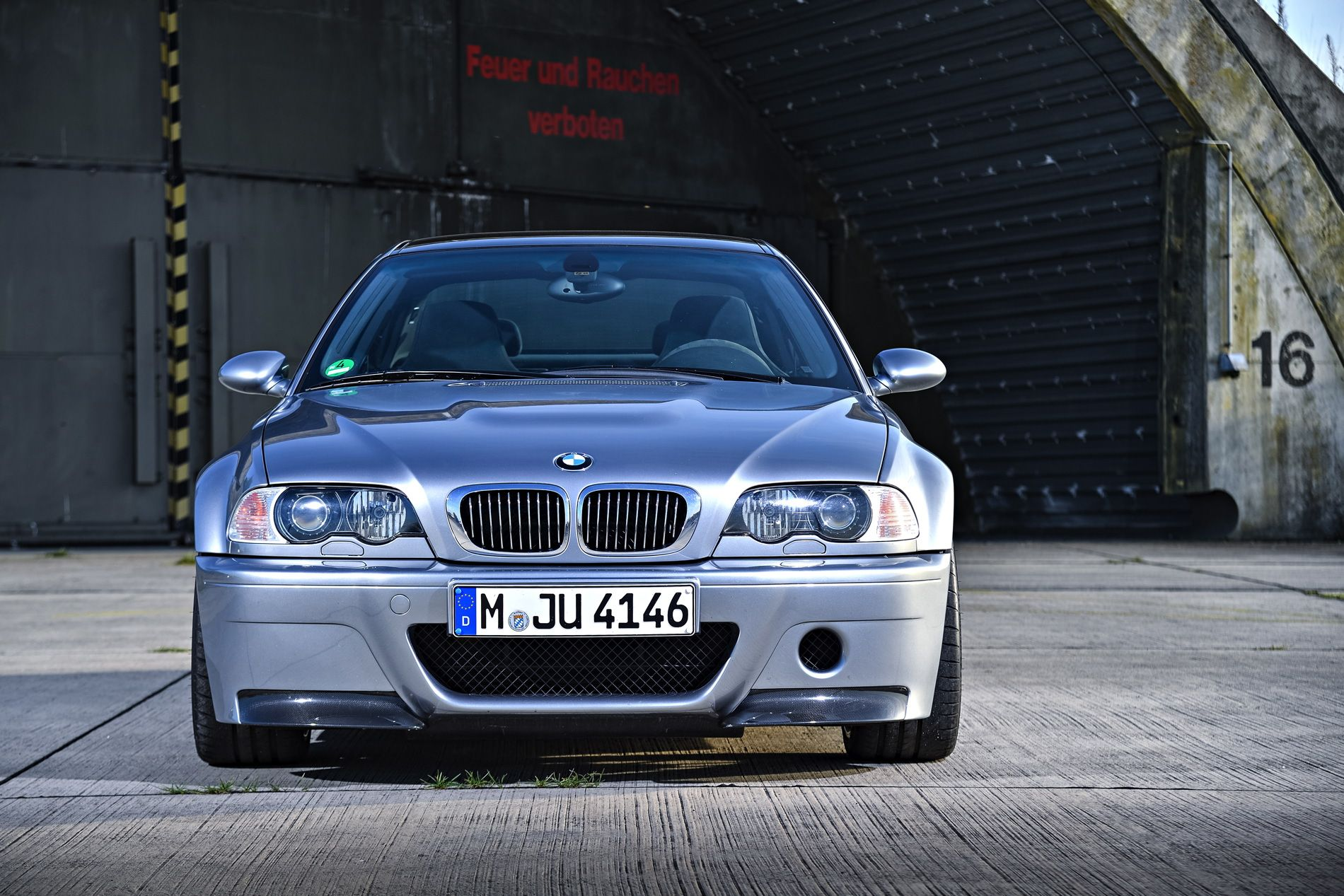 The e And ly BMW E46 M3 CSL